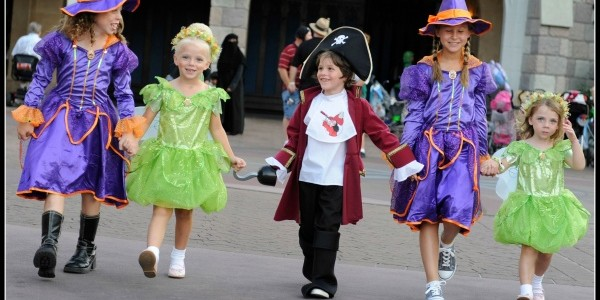 2015 Mickey's Not So Scary Halloween Party Dates Released