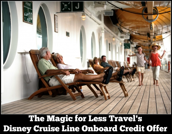 Best time to book a Disney Cruise disney Cruise onboard credit