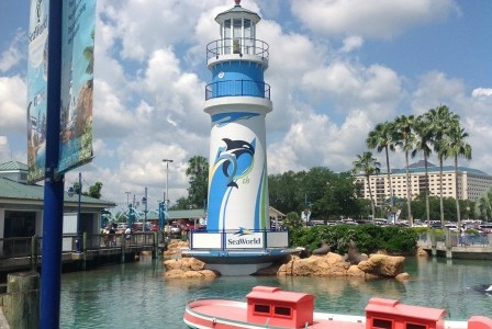 A visit to Sea World