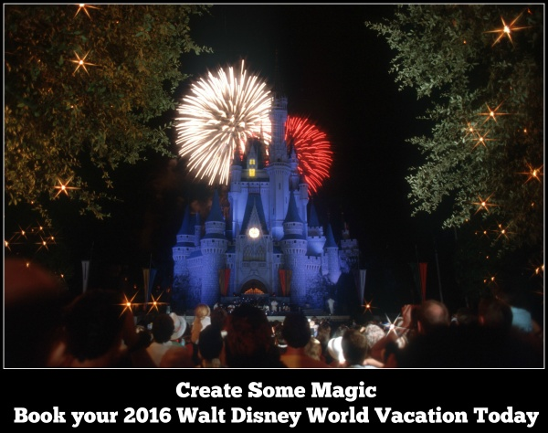 2016 Walt Disney World Vacations Available Now!