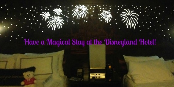 Stay in the Magic at the Disneyland Hotel!
