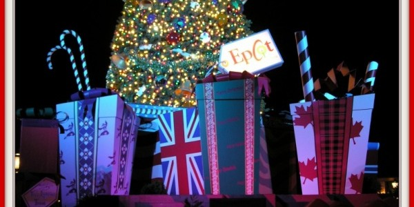 Holidays Around  The World – Epcot During the Holidays
