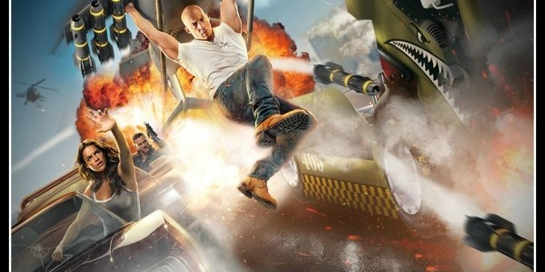 Fast & Furious Supercharged Coming to Universal Orlando