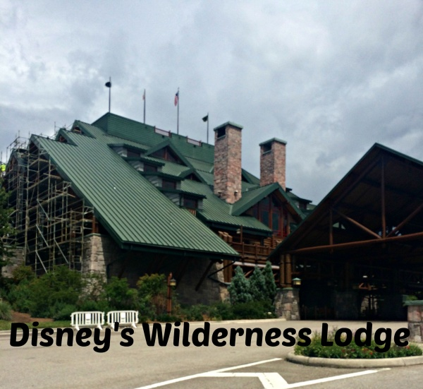 A Summer Stay at Wilderness Lodge