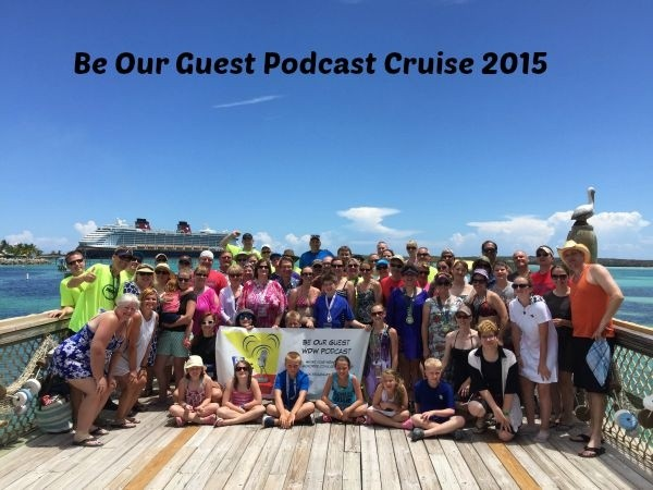 Be Our Guest Podcast Cruise 2015