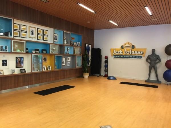 Jack LaLanne Fitness Center Class Area