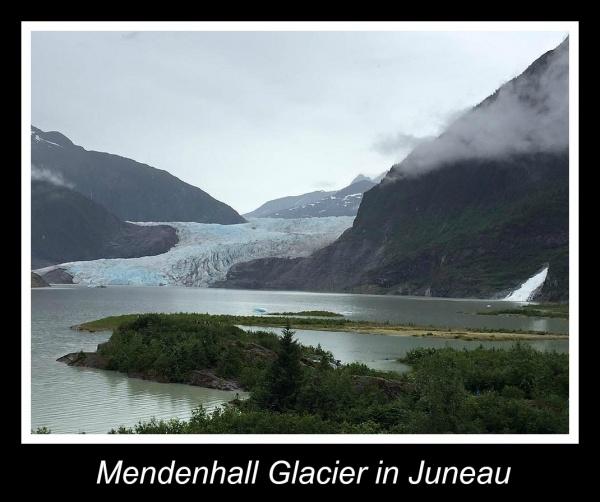 Saling the Disney Wonder:  The Best of Juneau Alaska