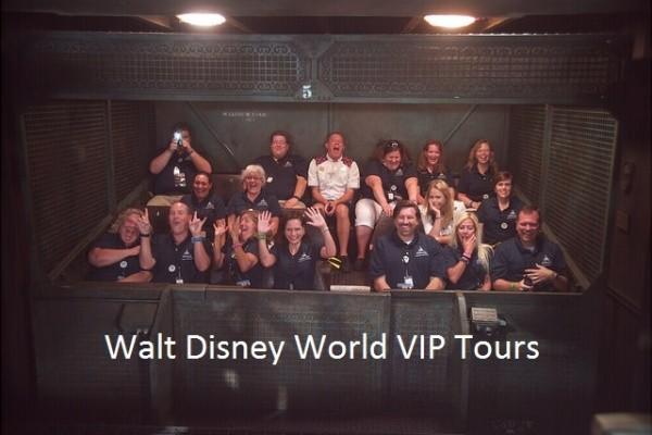 Walt disney world vip tours.