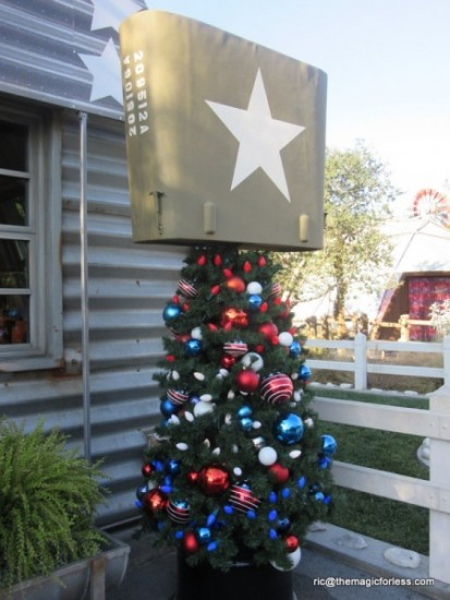 Sarge's Tree