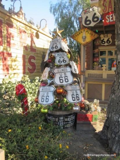 Curio Shop Tree