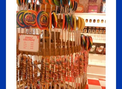 Disney Dream's Vanellope's Sweets and Treats
