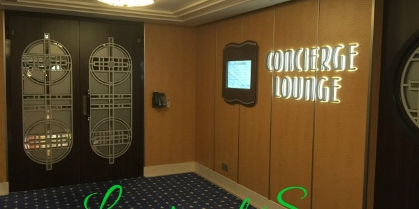 Traveling in Style: Concierge Level on the Disney Fantasy