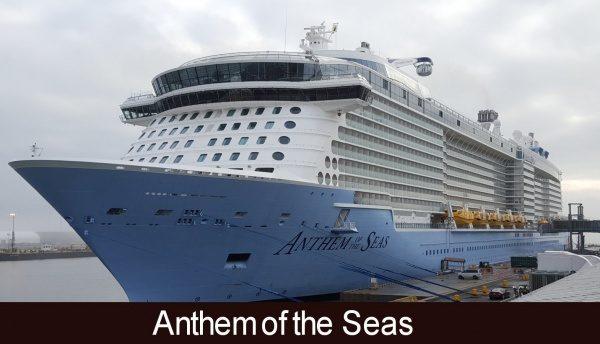 Docked in Cape Liberty, Bayonne, NJ