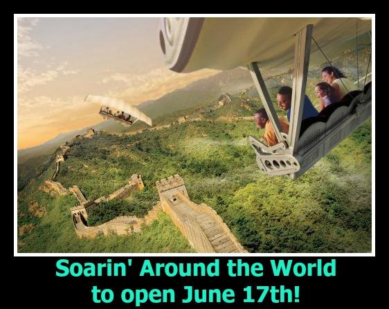 Soarin' Around the World