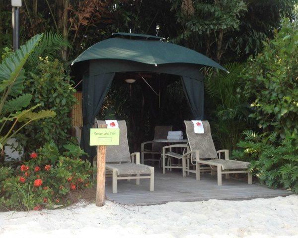 Relaxing Cabana
