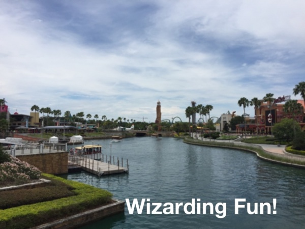 Discovering the Wizarding World of Harry Potter