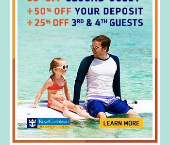 Royal Caribbean Cruise BOGO Discount Offer