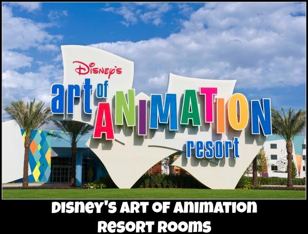 Disney S Art Of Animation Resort Room Photos