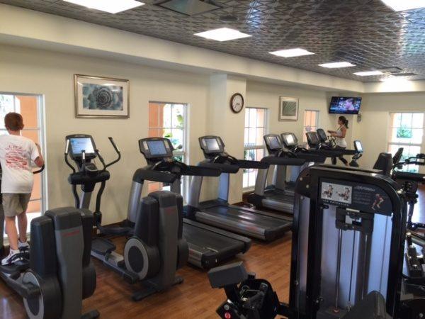 FItness Center at Disney's Coronado Springs Resort