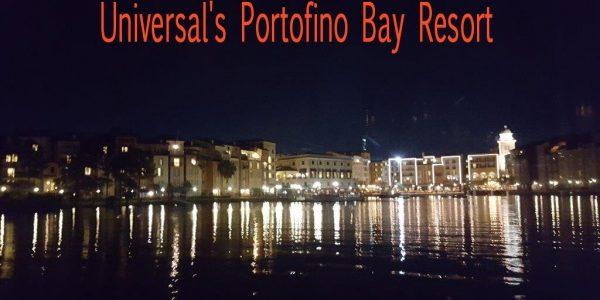 Family Time at Universal's Portofino Bay Resort
