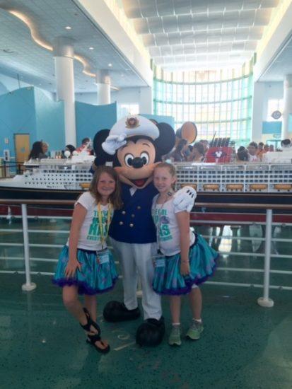 Captain Mickey at Port Canaveral