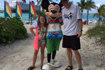 Disney Cruise Line has Character(s)!