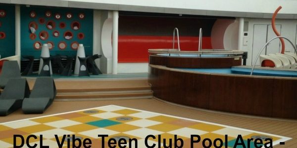 Teen Clubs and Activities on the Disney Dream & Disney Fantasy
