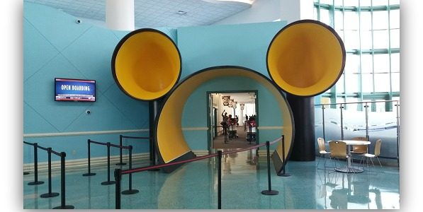 Be Prepared for Navigating the Disney Cruise Terminal