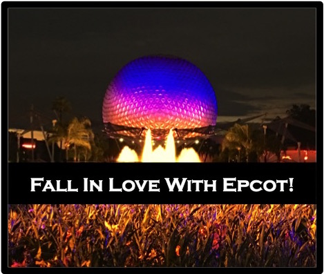 Falling In Love With Epcot Again!