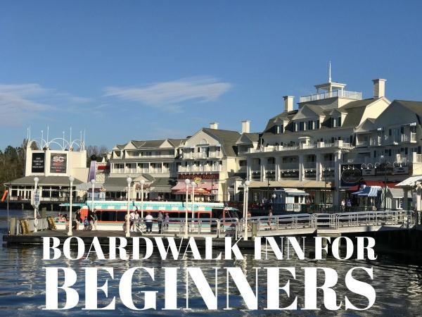 Boardwalk Inn for Beginners