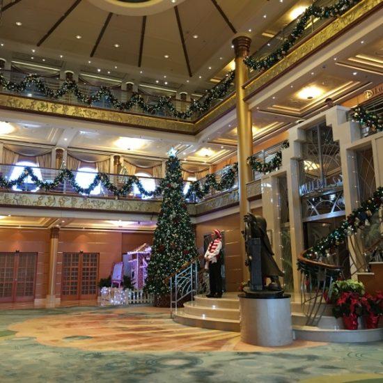 Disney Magic Atrium