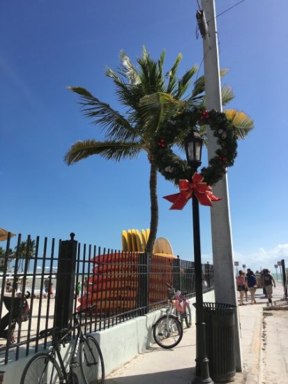 Surf's Up for the Holidays in Key West