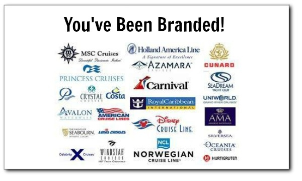 You've Been Branded: What drives guests to choose one cruise line and stick with it?