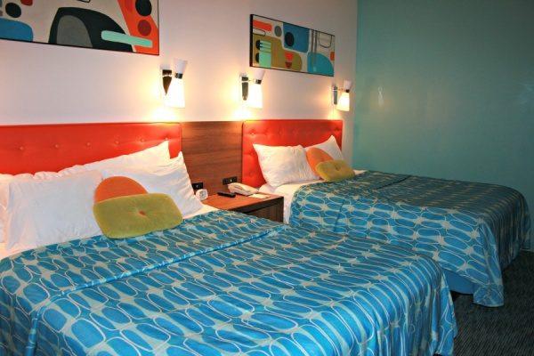 Cabana Bay Room