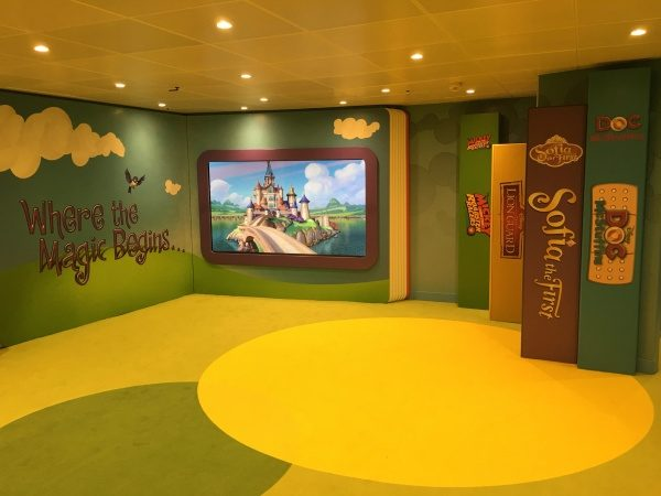 Explore The Kids Clubs On The Disney Wonder