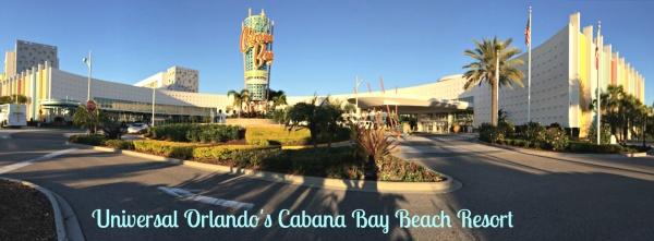 Universal Orlando's Cabana Bay Beach Resort