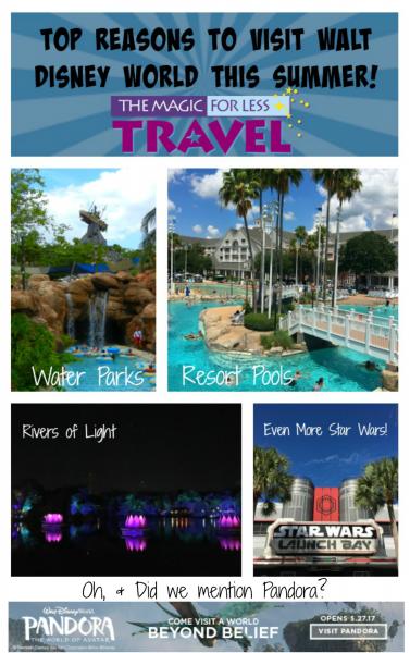 Summer Walt Disney World Vacation discoutn code