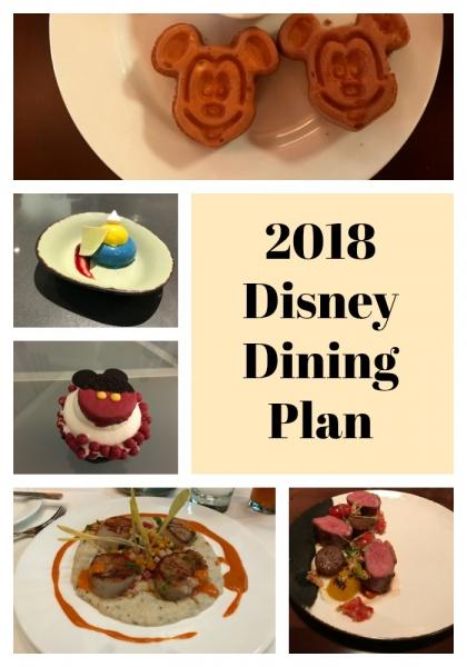 walt disney world 2018 dining plan pdf