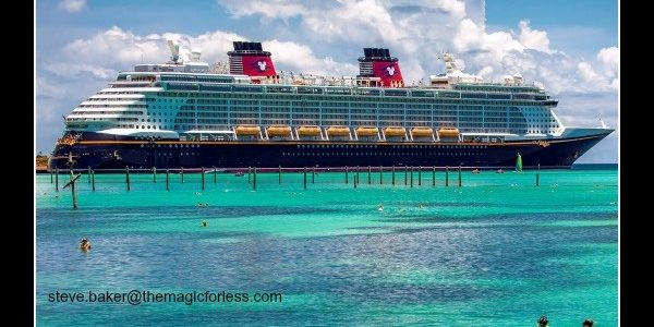 Disney Cruise Line Interview with a Guest of The Magic For Less Travel
