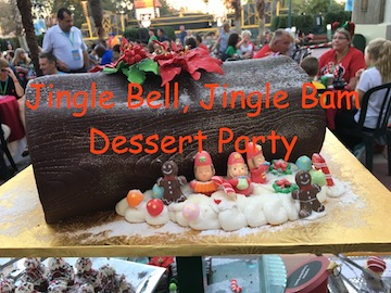 Jingle Bell Jingle Bam Holiday Dessert Party