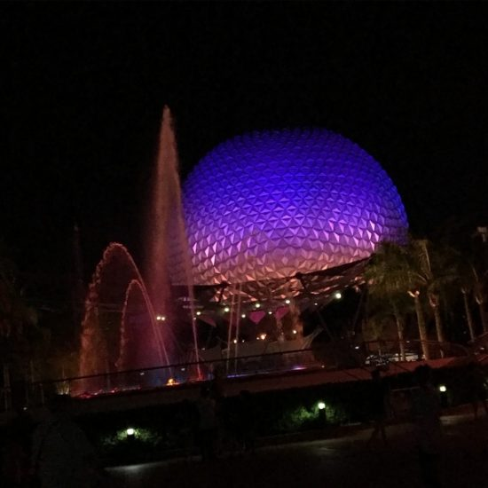 Fountain of Nations Epcot
