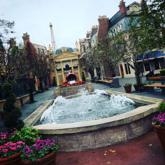 France Pavilion in the World Showcase