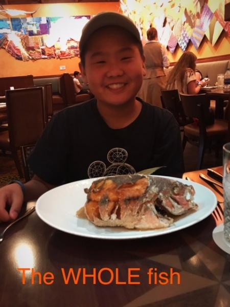 Daring Dining at Disney