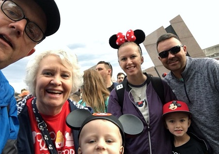 "Taking ""Newbies"" to Disney World"