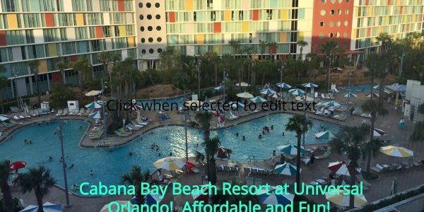 Universal Orlando's Cabana Bay Beach Resort – Affordable and Fun!