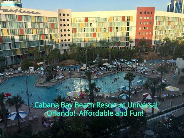 Universal Orlando's Cabana Bay Beach Resort – Affordable and Fun!