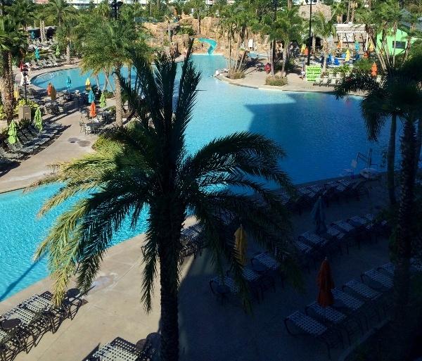 Loews Sapphire Falls Resort Review: Tropical Paradise