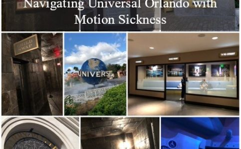 Navigating Universal Orlando Theme Parks with Motion Sickness