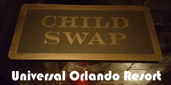 Universal Orlando Resort Child Swap Rooms
