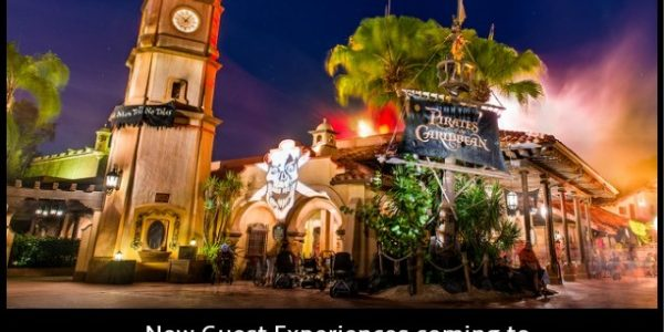 New Guest Experiences at Mickey's Not-So-Scary Halloween Party This Year!